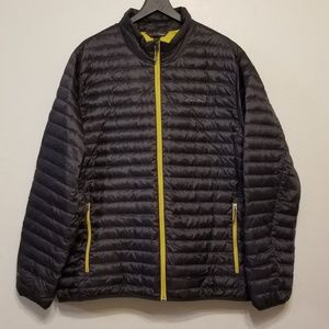 Eddie Bauer Microlight 700 fill down jacket